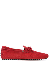 Tod's Classic Boat Shoes