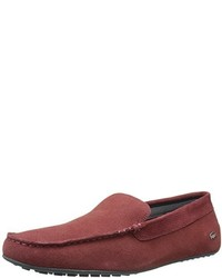 Lacoste Bonand Suede Slip On Loafer