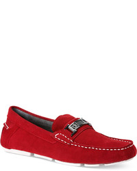 Calvin Klein Moby Suede Shoes