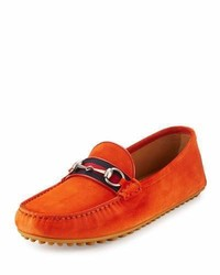 66c12325bbf Gucci Men s Red Footwears from Neiman Marcus