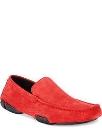 Kenneth Cole Reaction World Hold On Suede Driver Shoes
