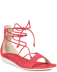 Cole Haan Or Grand Lace Up Sandals Shoes