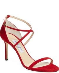 Jimmy Choo Hesper Ankle Strap Sandal