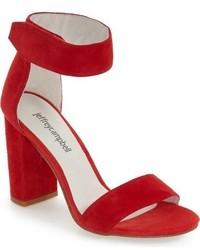 Jeffrey Campbell Lindsay Ankle Strap Sandal