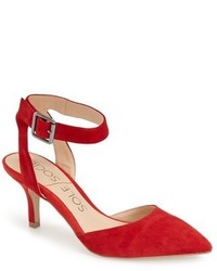 Olyvia suede pump medium 356675