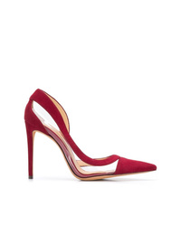 Alexandre Birman Panelled Pointed Toe Pumps