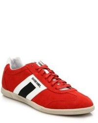 836762142b Diesel Men s Red Sneakers from Saks Fifth Avenue