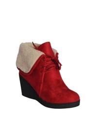Ann Creek Natale Wedge Boots