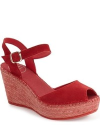 Laura espadrille wedge sandal medium 664853