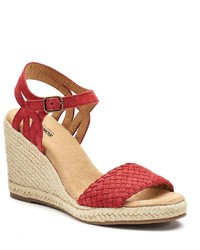 Sonoma Goods For Lifetm Anet Espadrille Wedge Sandals