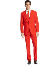 Opposuits Red Devil Slim Fit Suit Tie