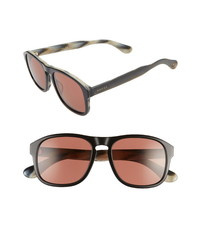 Gucci 55mm Navigator Sunglasses