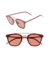 Saint Laurent 61mm Square Sunglasses