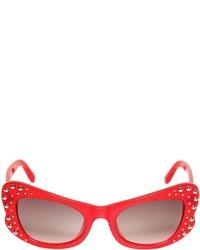 Agent Provocateur Acetate Butterfly Sunglasses