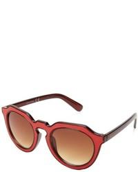 Aj Morgan Zipster 40074 Oval Sunglasses