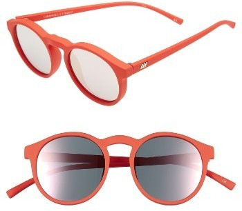 9d500629e7 ... Le Specs Cubanos 47mm Round Sunglasses ...