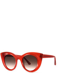 Thierry Lasry Hedony Cat Eye Acetate Sunglasses