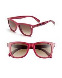 Marc by Marc Jacobs 51mm Retro Sunglasses Red One Size