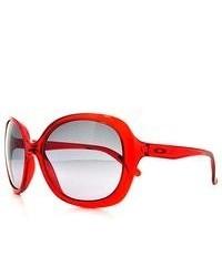 Oakley Sunglasses Backhand Red 58mm