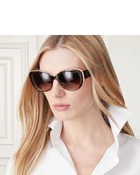 Ralph Lauren Oversized Spectator Sunglasses