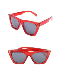 NEM Posh 50mm Gradient Angular Sunglasses