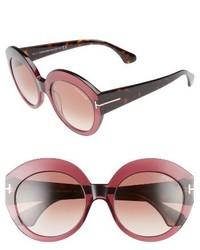 Tom Ford Rachel 54mm Gradient Lens Sunglasses