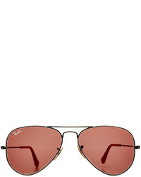 Ray-Ban Rb3025 Large Aviator Sunglasses