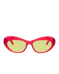 Andy Wolf Red Odessa Sunglasses