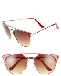 Retro sunglasses nude rose gold medium 3753234