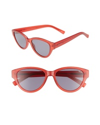 Quay Australia Rizzo 55mm Cat Eye Sunglasses