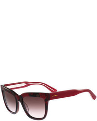 Etro Square Paisley Sunglasses