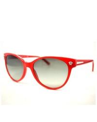 Versace Sunglasses Ve 4214 94211 Red 56mm