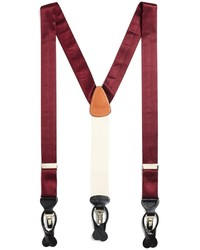 Brooks Brothers Houndstooth Suspenders