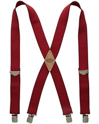 Dickies 1 12 Solid Straight Clip Suspender