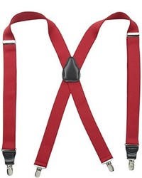Stacy Adams Clip On Suspenders