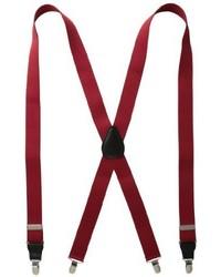 Status Suspenders 114 Inch Poly Elastic 46 Inch Drop Clip