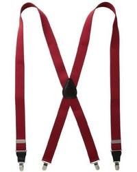 Status Tallplussize Suspenders 114 Inch Poly Elastic 54 Inch Drop Clip