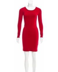 Minnie Rose Bodycon Sweater Dress