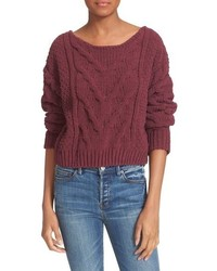 Free People Sticks And Stones Sweater