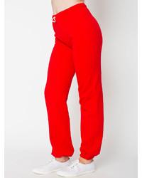 American Apparel Unisex Flex Fleece Sweatpant