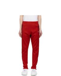 Stella McCartney Red Todd Track Pants