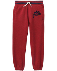 Joe Fresh Toddler Boys Melange Sweatpant Blue Mix