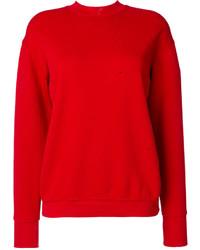 Helmut Lang Distressed Sweatshirt