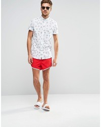 15202914dd Jack and Jones Jack Jones Swim Shorts Runner, $33 | Asos | Lookastic.com