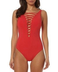 Bleu Rod Beattie Bleu By Rod Beattie One Piece Swimsuit