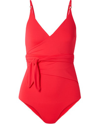 Stella McCartney Wrap Effect Swimsuit