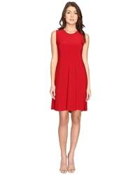 Kamalikulture by norma kamali sleeveless swing dress dress medium 3727519