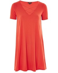 Lattice front swing dress medium 5028241