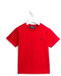 Ralph Lauren Kids Round Neck T Shirt