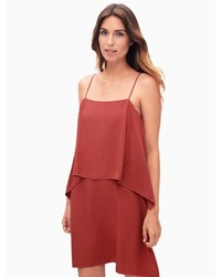 Splendid Rayon Voile A Line Tank Dress